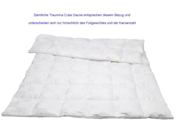 bettenluxus traumina cube daune kassettendecke wk 3. Black Bedroom Furniture Sets. Home Design Ideas