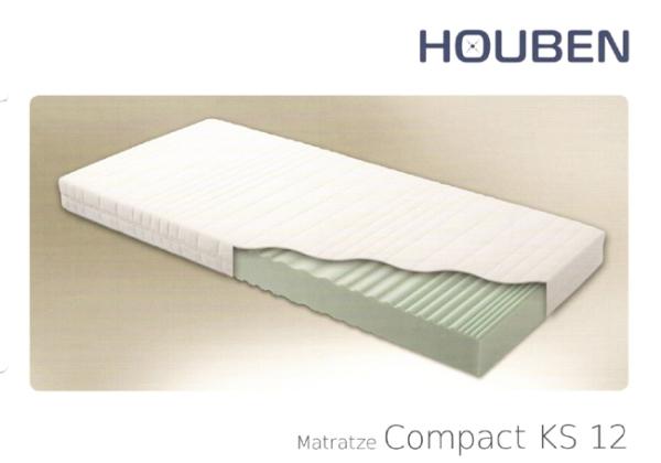 bettenluxus houben matratze prodormia compact ks 12. Black Bedroom Furniture Sets. Home Design Ideas